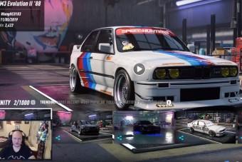 Fejest ugrottunk az új Need for Speedbe, mindezt élőben