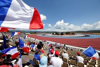 F1: A Francia Nagydíjat is lefújták