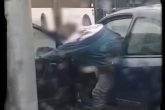 A részegség igen erős szintjét vették videóra Baranyában