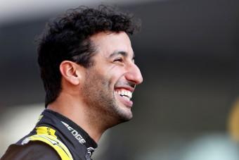 Ricciardo: Ez csak olaj volt a tűzre