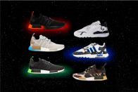 Yoda-topánkával bővül tovább az Adidas Csillagok Háborúja kollekció 3
