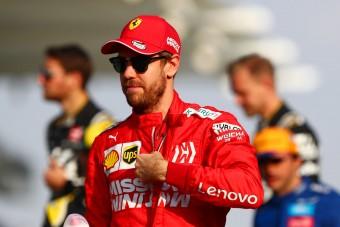 F1: Vettelnek nem gond, hogy második számú