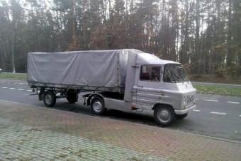 Ez Żuk kamion mindent visz! Mindent, is!