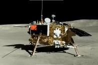 Rekordot döntött a kínaiak holdjárója 1
