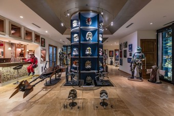 George Lucas is meghajolna ezt a luxusvillát látva