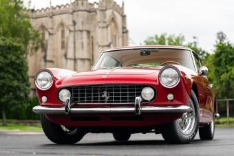 135 millióért szinte olcsó a Ferrari 250 GTE
