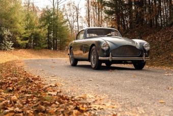 Az Aston Martin, amit Shelby féláron vett meg