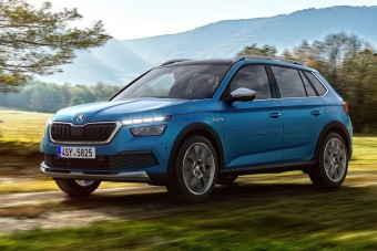 Terepverziót kap a legkisebb Škoda SUV