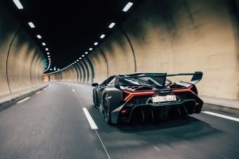 2 milliárdot ér a legmegosztóbb Lamborghini