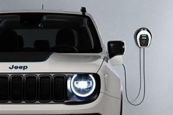 Megérkeztek Európába az első hibrid Jeep modellek