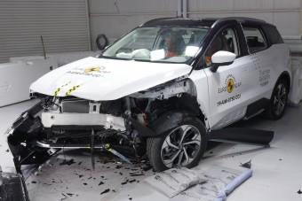 Soha nem voltak még ilyen biztonságosak az autók