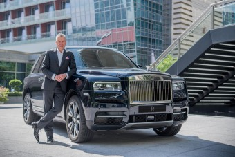 116 év alatt sosem vettek annyi Rolls-Royce-t, mint most