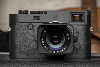 Ilyen minimalista fényképezőgép nincs még egy 2,5 millióért