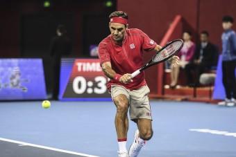 Dollármilliárdos lett Roger Federer