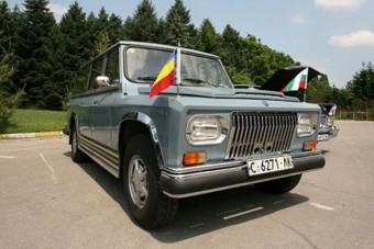 Végre sikerült eladni Ceausescu autóját