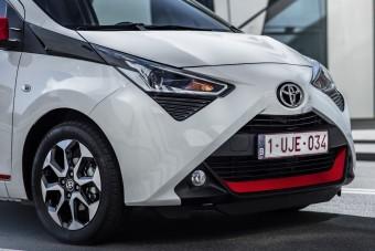 Megy a kukába a legkisebb Toyota
