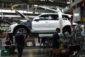 Rekordmennyiségű SUV-ot készített a BMW legnagyobb gyára