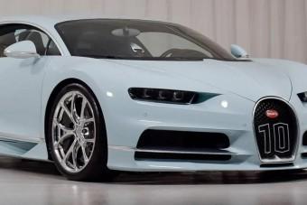 Adnál 1,2 milliárdot egy babakék Bugattiért?