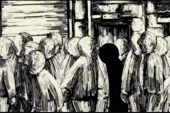 A lélekölő modern városi életre mutat rá kegyetlenül ez a rövidfilm