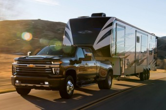 Súlytalan utánfutót fejleszt a General Motors