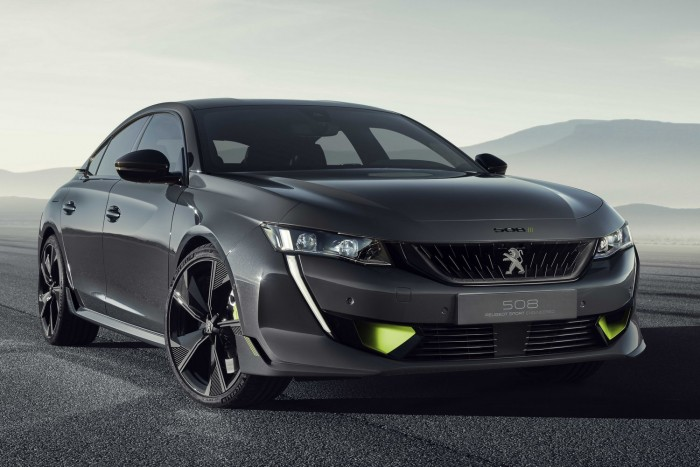 Gyártásba kerül a Peugeot sportszedánja 1
