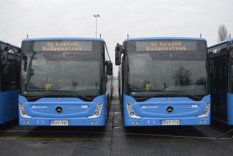 Ezek a buszok váltják az Ikarusokat Budapesten