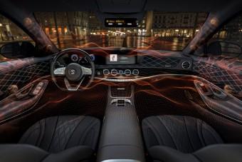 A jövő autóiban már hangszóró sem lesz