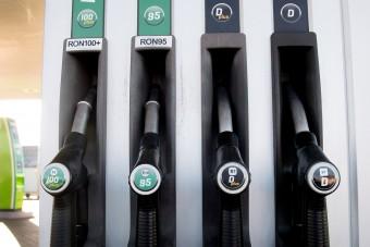 Drágul az üzemanyag a hazai kutakon