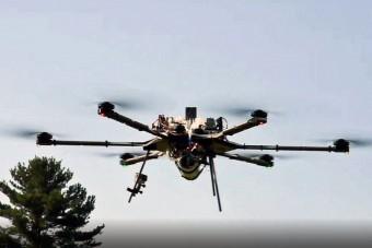 Hidrogénnel hajtott drón lehet a jövő közlekedési eszköze