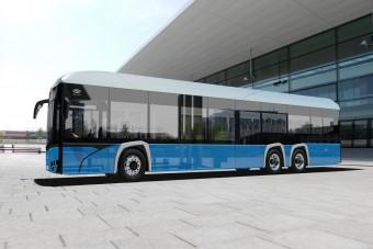 15 méteres elektromos buszt fejleszt a Solaris
