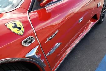 Ez a szörnyen tuningolt Ferrari rosszabb, mint a másnaposság