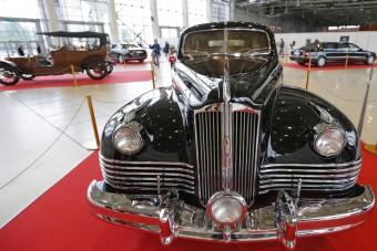 Ellopták Sztálin páncélozott autóját