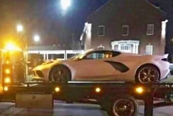Utcai versenyzés miatt tartóztattak le Corvette-mérnököket