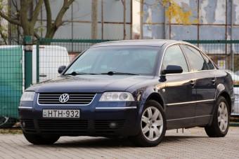 Használt autó: az egzotikus Passat 300 ezer km-rel is autó