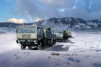 Több ezer teherautót vásárol a román hadsereg