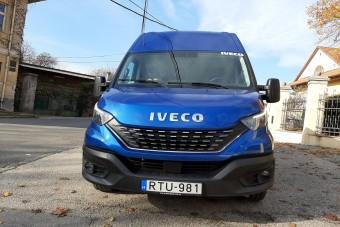 Szerethetőbb a megújult Iveco Daily