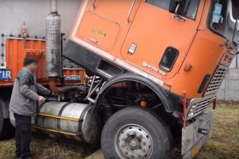 Példátlan összefogás egy Lengyelországban rekedt kamionosért