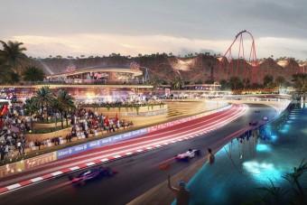 2023-ra elkészül a szaúd-arábiai F1-pálya