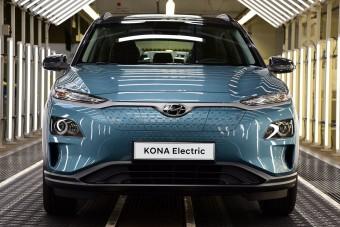 Európában készül a Hyundai villanyautója