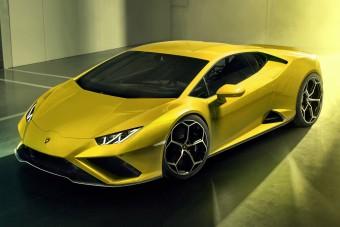 Extrém sportos utcai Lamborghini készült