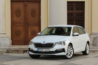 Teszt: Škoda Scala 1,0 TSI Ambition – Földközelben