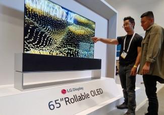 Szokatlan helyekre szerelne tévéket az LG