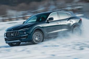 Királyi kiadású Maseratik érkeznek