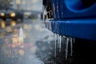 Hó és ónos eső, ez várható a napokban, óvatosan az utakon 2