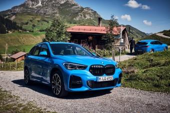 Hibrid hajtás a legnépszerűbb BMW-kben