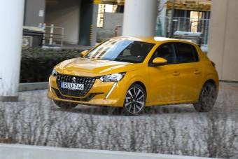 Teszt: Peugeot 208, sárgában – A hét műtárgya