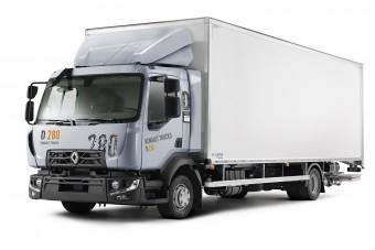 Komfortos frissítéseket kaptak a Renault áruterítői