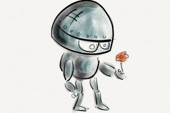 Egészen félelmetes az öngyógyító robot