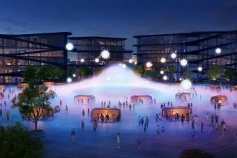 Ilyen lesz a jövő városa, készül a prototípus