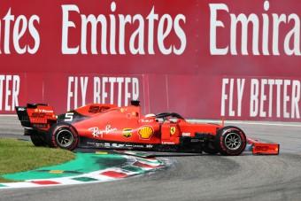 F1: Komoly bajok vannak a Ferrari idei autójával